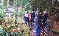 Radtour über den Ohlsdorfer Friedhof